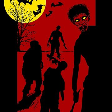Zombie Night by Naked-Monkey