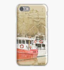 Hobart Harbour iPhone Case/Skin