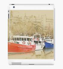 Hobart Harbour iPad Case/Skin