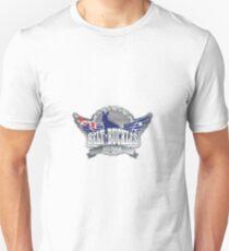 Belt Buckles Australia Logo Unisex T-Shirt
