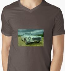 Volvo P1800 Coupe  Mens V-Neck T-Shirt