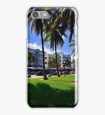 Miami Beach Ocean Drive iPhone Case/Skin