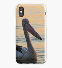 Peaceful Pelican iPhone Case/Skin