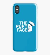 The Puft Face iPhone Case/Skin