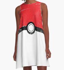 Poke´ball  A-Line Dress