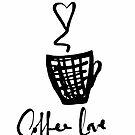 coffee love by Ingrid Beddoes