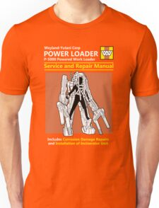 Power Loader Service and Repair Manual T-Shirt
