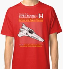 Viper Mark II Service and Repair Manual Classic T-Shirt