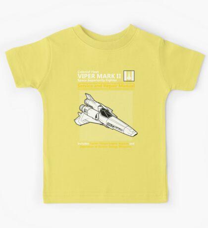 Viper Mark II Service and Repair Manual Kids Clothes