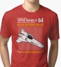 Viper Mark II Service and Repair Manual Tri-blend T-Shirt
