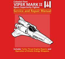Viper Mark II Service and Repair Manual Unisex T-Shirt