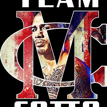 Miguel Cotto Team Boxing by createes
