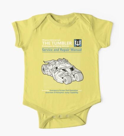 Bridging Vehicle Service and Repair Manual Kids Clothes