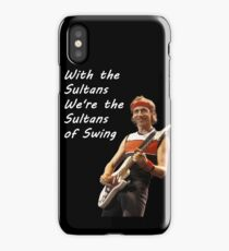 Sultans of Swing iPhone Case