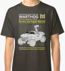 Warthog Service and Repair Manual Classic T-Shirt