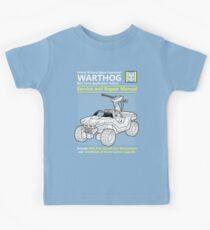 Warthog Service and Repair Manual Kids Tee