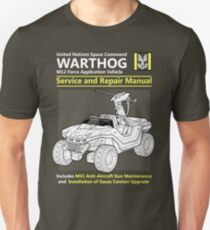 Warthog Service and Repair Manual Unisex T-Shirt