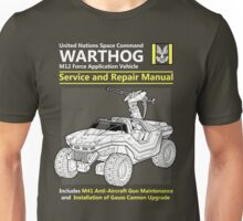 Warthog Service and Repair Manual Unisex T-Shirt
