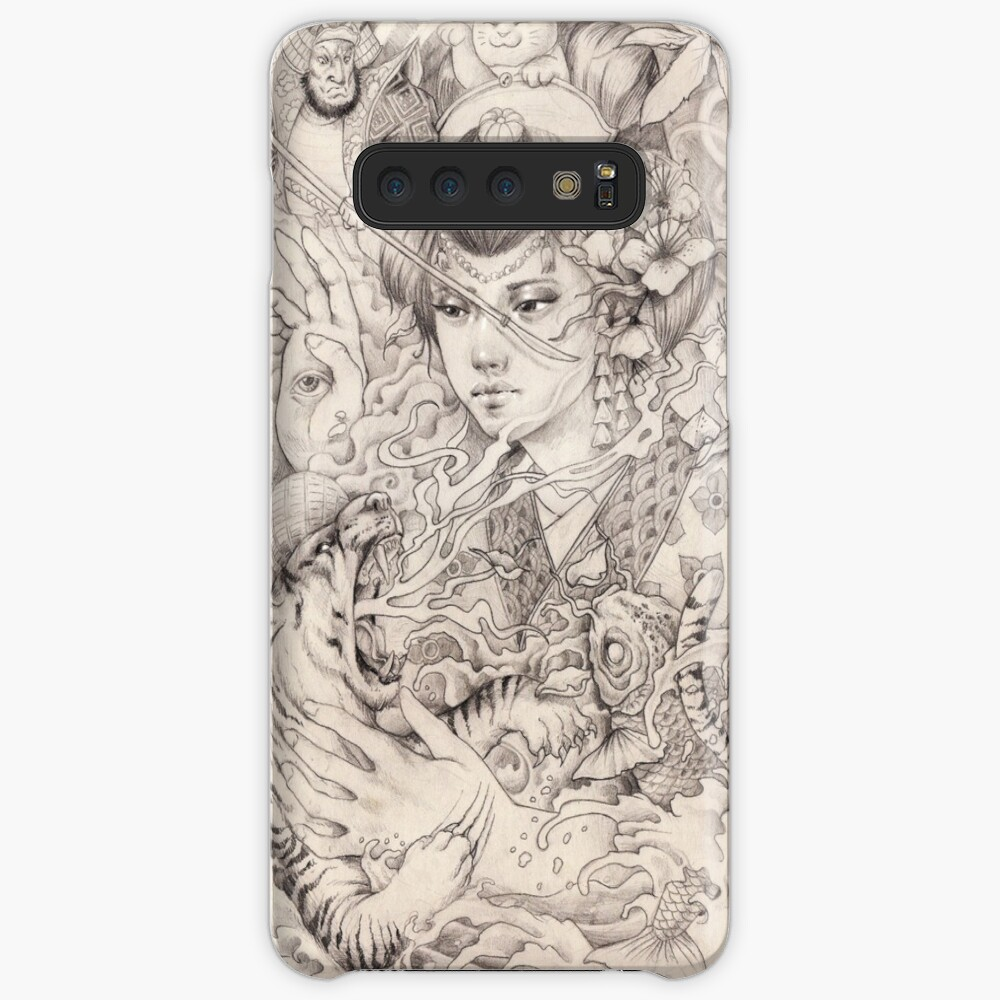 Irezumi Case & Skin for Samsung Galaxy