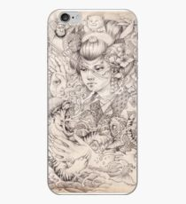 Irezumi iPhone Case