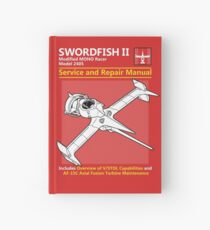 Swordfish Service and Repair Manual Hardcover Journal