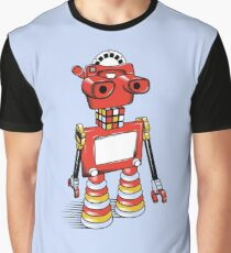 ViewBot 3000 Graphic T-Shirt