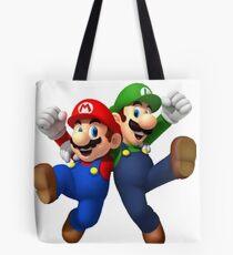 Mario And Luigi - ( Shirts & More! ) Tote Bag