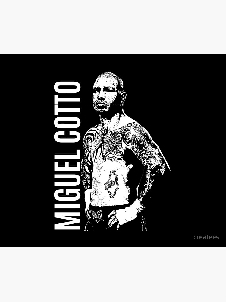 Miguel Cotto by createes