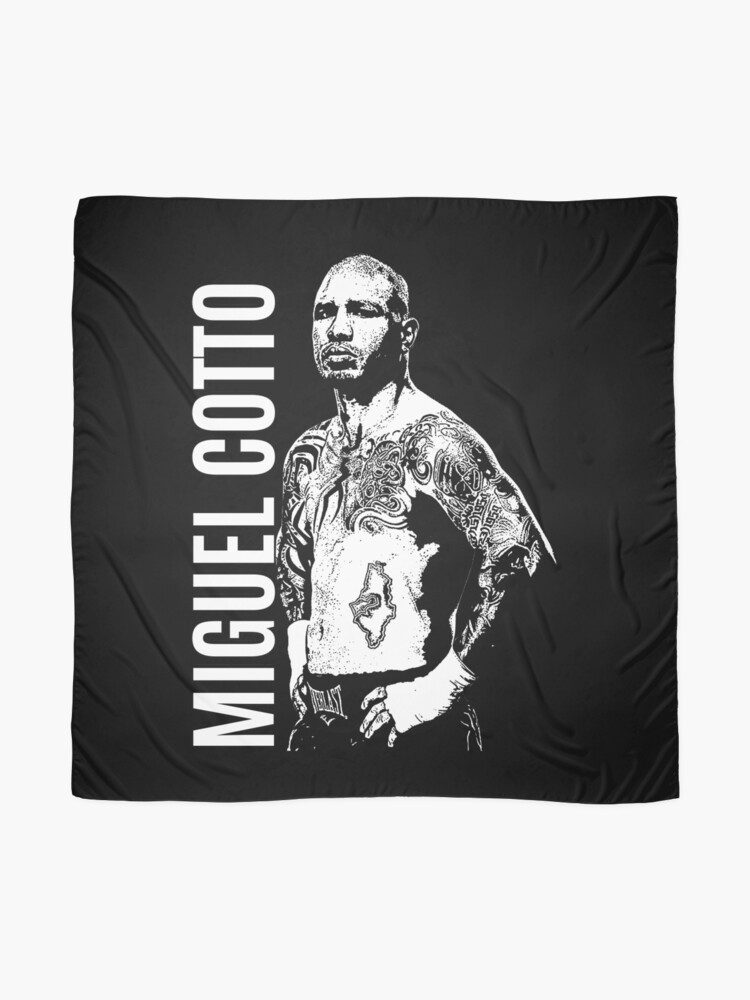 Alternate view of Miguel Cotto Scarf