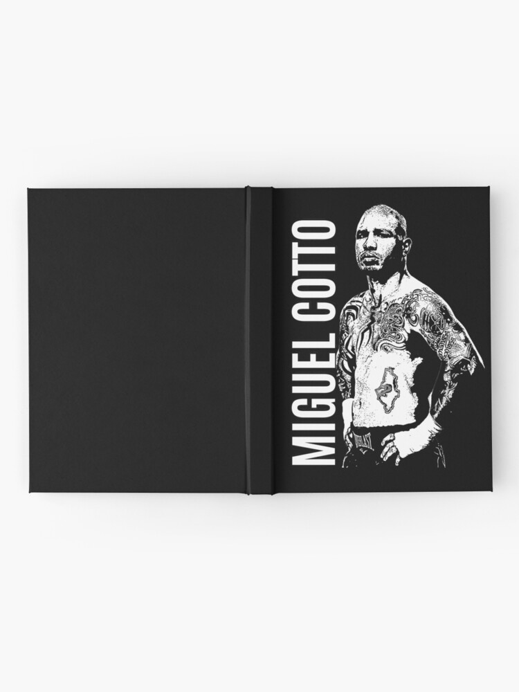 Alternate view of Miguel Cotto Hardcover Journal