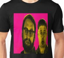 Time and Eric. GREAT JOB! Unisex T-Shirt