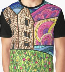 The Dovecote Graphic T-Shirt