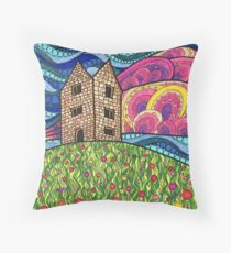 The Dovecote Throw Pillow