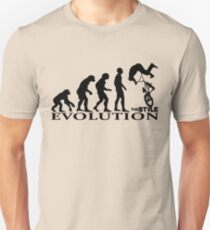 bmx freestyle, freestyle evolution T-Shirt