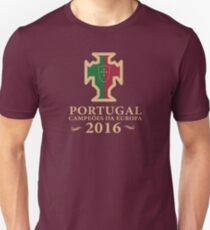 Portugal Euro 2016 Champions T-Shirts etc. ID-4 Unisex T-Shirt