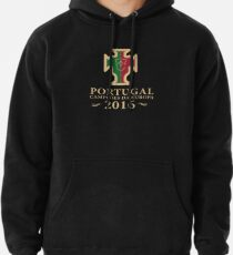 Portugal Euro 2016 Champions T-Shirts etc. ID-4 Pullover Hoodie