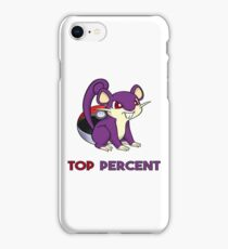 Pokemon GO: Rattata - TOP PERCENT iPhone Case/Skin