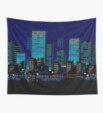 The Streets I Grew Up On Wall Tapestry