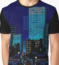 Camiseta gráfica Las calles en las que crecí