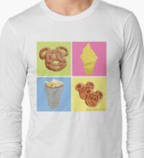 Vegan Treats Long Sleeve T-Shirt
