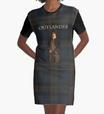 Outlander/Jamie Fraser Graphic T-Shirt Dress