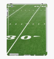 Football Field Hash Marks iPad Case/Skin