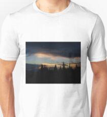 Southern Rocky Mountain Sunset Unisex T-Shirt