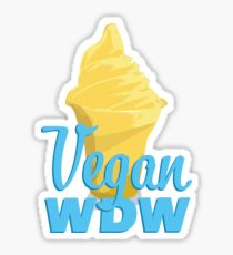 VDW Dole Whip Sticker