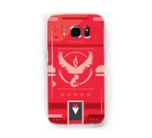 Team Valor Pokemon Case Samsung Galaxy Case/Skin