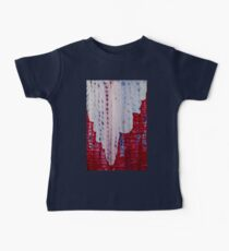 Snowy Canyon original painting Baby Tee