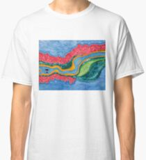 The Riffles original painting Classic T-Shirt