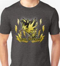 Team Thunder Bird Unisex T-Shirt