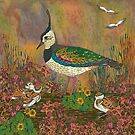 Lapwing Revival by lottibrown