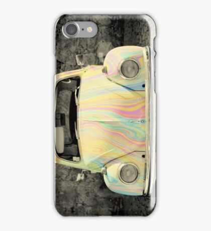 groovy beetle iPhone Case/Skin